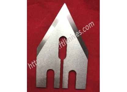 Pointed Tip Blade