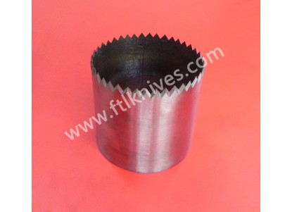 Punching and Cutting Knife Blade