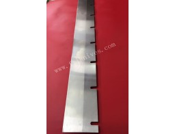 "41"" Long Straight Cut Knife Blade"