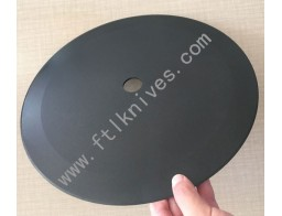 Teflon Coating Circular Big Machine Food Blades